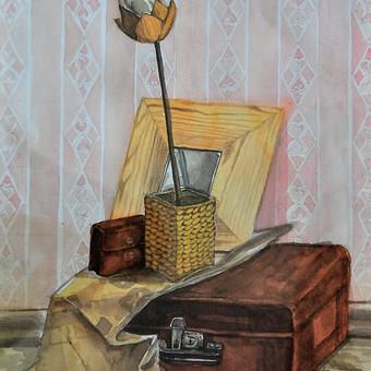 Dailininkas / Vilma Stiopiaitė / Darbų pavyzdys ID 170851