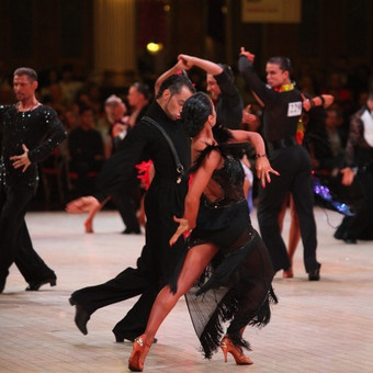 Profesionali šokėjų pora - Lukas ir Simona / Lukas Ališauskas / Darbų pavyzdys ID 171077