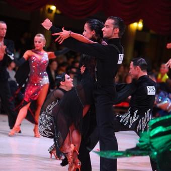 Profesionali šokėjų pora - Lukas ir Simona / Lukas Ališauskas / Darbų pavyzdys ID 171079