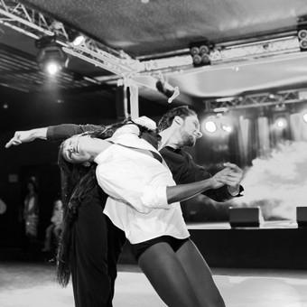 Profesionali šokėjų pora - Lukas ir Simona / Lukas Ališauskas / Darbų pavyzdys ID 171081