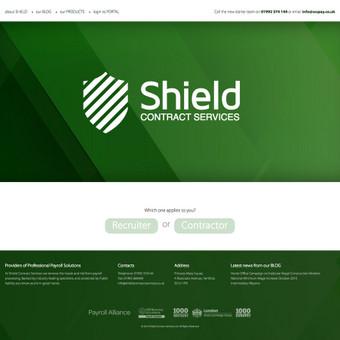 https://shieldcontractservices.co.uk/. Unikalus dizainas pritaikytas mobiliems įrenginiams, puslapyje įdiegta turinio valdymo sistema WordPress. Puslapis sujungtas su kliento vidine verslo valdymo  ...