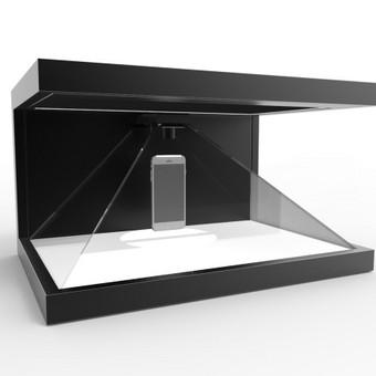 Holografas - trimačio vaizdo atvaizdavimo įrenginys