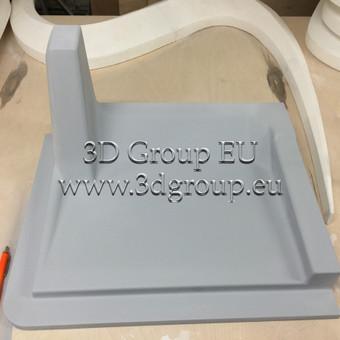 2D, 3D ir 4D frezavimas, 3D skenavimas / 3D Group EU, 3D Wood / Darbų pavyzdys ID 174543