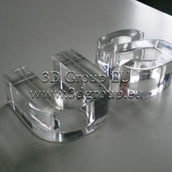 2D, 3D ir 4D frezavimas, 3D skenavimas / 3D Group EU, 3D Wood / Darbų pavyzdys ID 174563