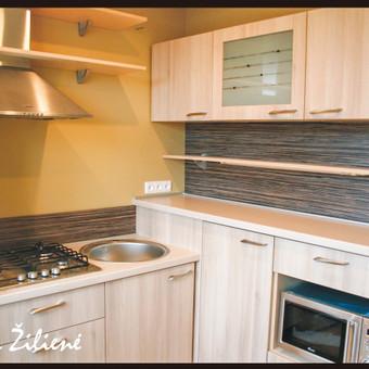 Mažo buto netradicinė virtuvė