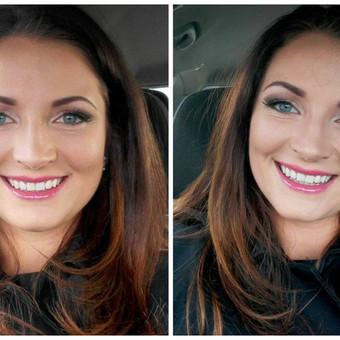 Klientės  atsiųti selfiukai (su klientės leidimu viešinti) :)