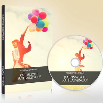CD viršelių maketai