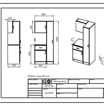 Braižytojas / Leonas / Darbų pavyzdys ID 178855