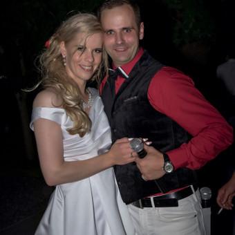 Vestuvės!