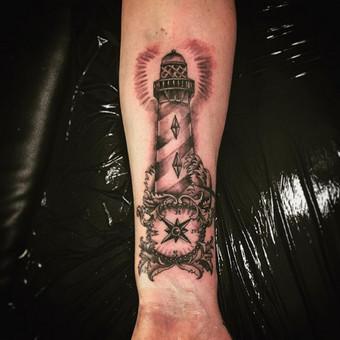 Tatuiruotės, tatuiruočių salonas / Vestina Jocaitytė / Darbų pavyzdys ID 179523
