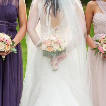 vestuvinė floristika nuo...iki... / Violeta Varnaite-kazlauskiene / Darbų pavyzdys ID 180061