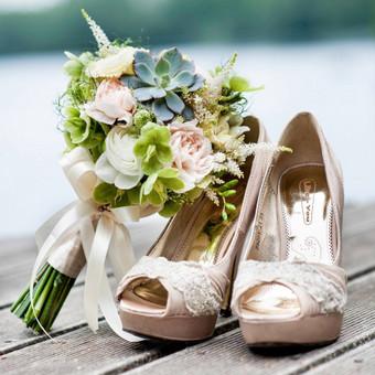 vestuvinė floristika nuo...iki... / Violeta Varnaite-kazlauskiene / Darbų pavyzdys ID 180063