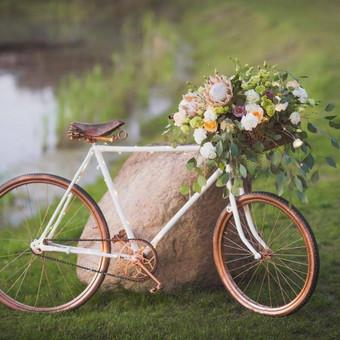 vestuvinė floristika nuo...iki... / Violeta Varnaite-kazlauskiene / Darbų pavyzdys ID 180069
