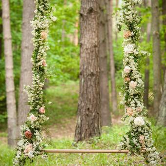 vestuvinė floristika nuo...iki... / Violeta Varnaite-kazlauskiene / Darbų pavyzdys ID 180081