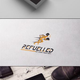 Logotipų, pakuotės ir firminio stiliaus kūrimas / Deividas / Darbų pavyzdys ID 181643