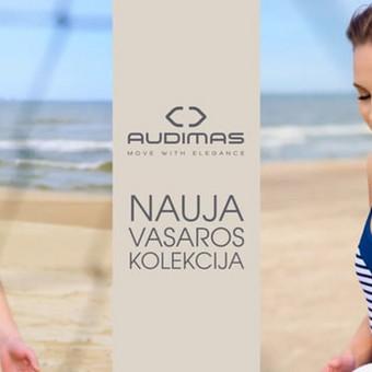 Mano filmuotas ir montuotas reklaminis klipas - Audimas - Vasaros Kolekcija