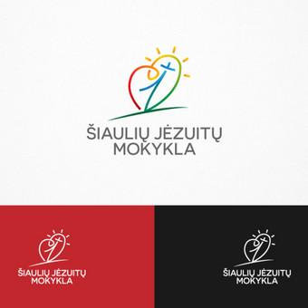 Šiaulių Jėzuitų mokykla       Logotipų kūrimas - www.glogo.eu - logo creation.