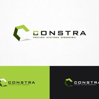 Constra - protingi statybos sprendimai   |   Logotipų kūrimas - www.glogo.eu - logo creation.