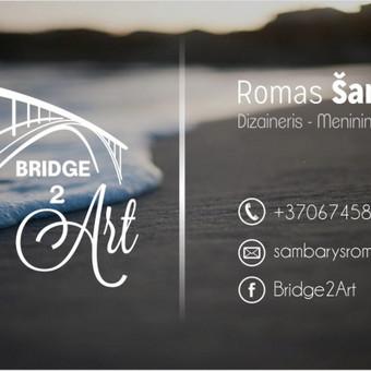 Grafinis dizainas / reklama / Romas Šambarys / Darbų pavyzdys ID 183367