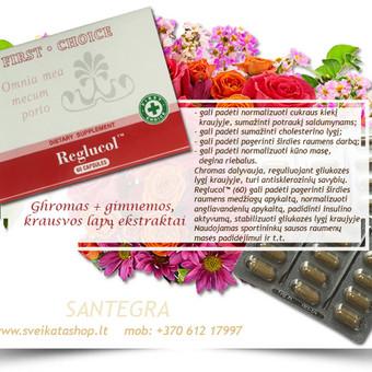 Prekyba Santegros maisto papildais / Alla Nekrasova / Darbų pavyzdys ID 184023