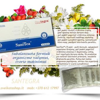Prekyba Santegros maisto papildais / Alla Nekrasova / Darbų pavyzdys ID 184025