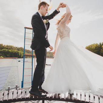 Vestuvinių ir proginių suknelių siuvėja Vilniuje / Oksana Dorofejeva / Darbų pavyzdys ID 184523