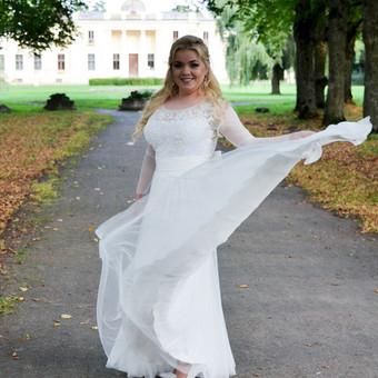 Vestuvinių ir proginių suknelių siuvėja Vilniuje / Oksana Dorofejeva / Darbų pavyzdys ID 187457