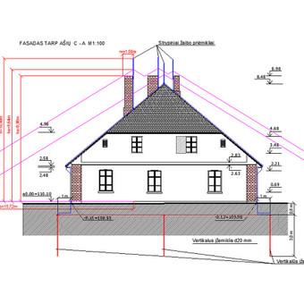 Architektas, projektavimas / Egidijus / Darbų pavyzdys ID 187969