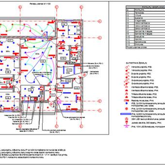 Architektas, projektavimas / Egidijus / Darbų pavyzdys ID 187981