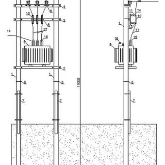 Architektas, projektavimas / Egidijus / Darbų pavyzdys ID 188005