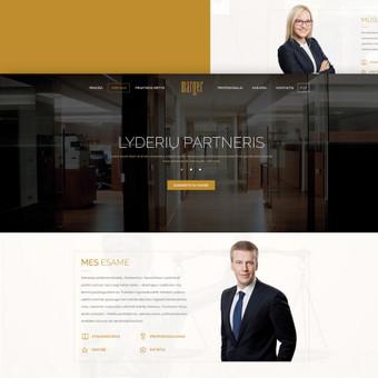 Daugiau apie projektą: https://www.behance.net/gallery/33675486/Law-Office-showcase