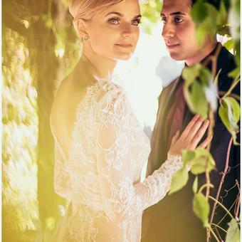 G&S Vestuvių planavimas, organizavimas - Lijana Kizelaitė; Fotografija - Ana Rosso.