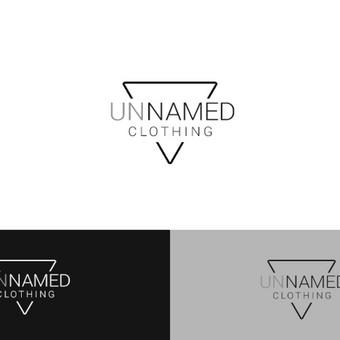 Unnamed Clothing logotipas (daugiau darbų www.logobox.lt)