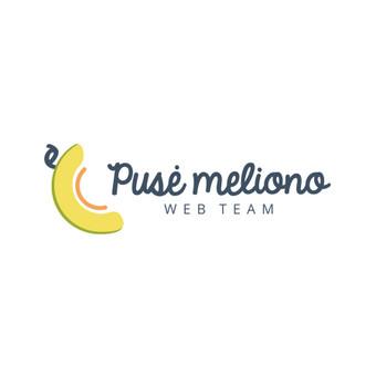 Pusė meliono logotipas (daugiau darbų www.logobox.lt)