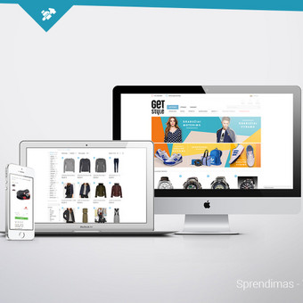http://www.getstyle.lt GETSTYLE - išskirtinė drabužių, batų, aksesuarų, apatinio trikotažo ir kvepalų parduotuvė internete.