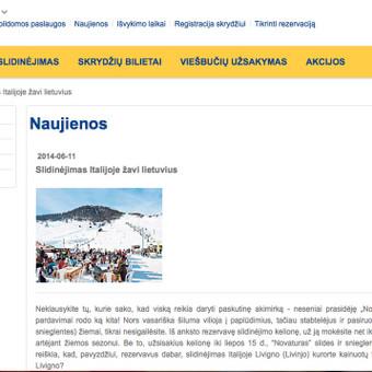 Naujienų pranešimas Novaturui: https://www.novaturas.lt/naujienos/slidinejimas-italijoje--kerincios-alpes--ispudingas-après-ski-ir-nesibaigiancios-pramogos?id=2536
