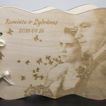 Graviravimas ir pjaustymas lazeriu KAUNE / Aistė / Darbų pavyzdys ID 193569