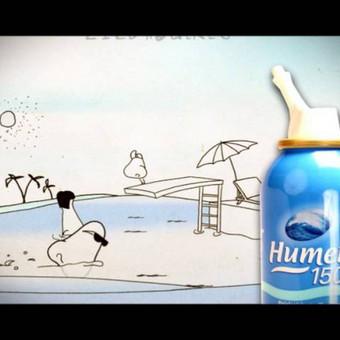 Humer, užsienyje kurtos reklamos pritaikymas Lietuvai