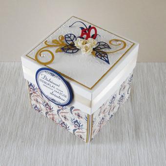 Sveikinimo dėžutė