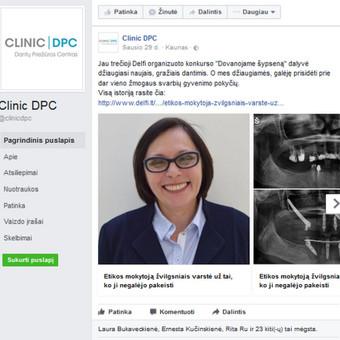 Malo Clinic DPC, delfi.lt sveikatos projektas