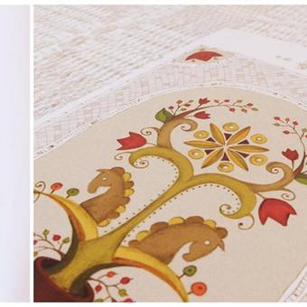 Grafikos dizainas / Dalia Raicevičiūtė / Darbų pavyzdys ID 197881
