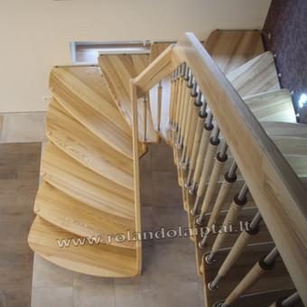 Laiptų gamyba ir projektavimas / UAB Wood Step / Darbų pavyzdys ID 197917