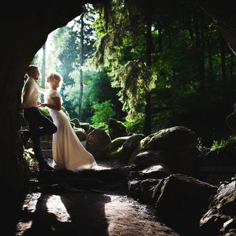 Vestuvių fotografas visoje Lietuvoje / Ernest Šumel / Darbų pavyzdys ID 198921
