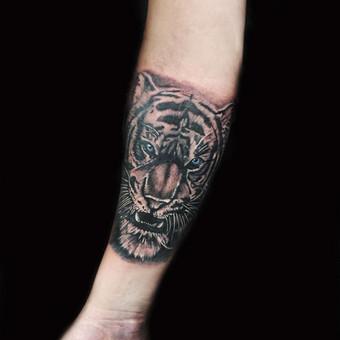 Tatuiruotės, tatuiruočių salonas / Vestina Jocaitytė / Darbų pavyzdys ID 199447
