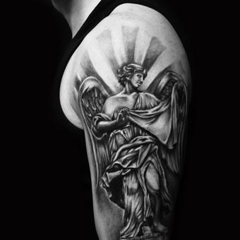 Tatuiruotės, tatuiruočių salonas / Vestina Jocaitytė / Darbų pavyzdys ID 199453