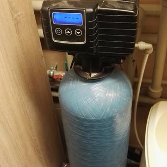 Viskas vandens filtravimui / Linas / Darbų pavyzdys ID 199467