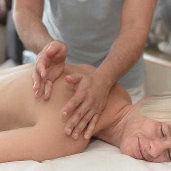 Masažo paslaugos, patyręs masažo meistras Vilniuje / Ilja Berlin / Darbų pavyzdys ID 200867