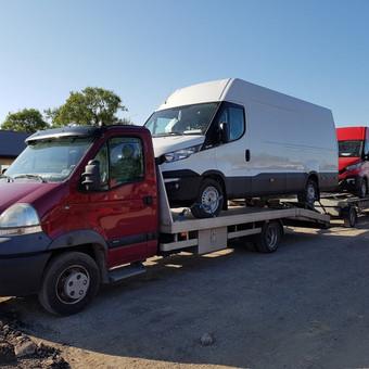 Techninė pagalba kelyje / Techninė pagalba Klaipėda / Darbų pavyzdys ID 202641