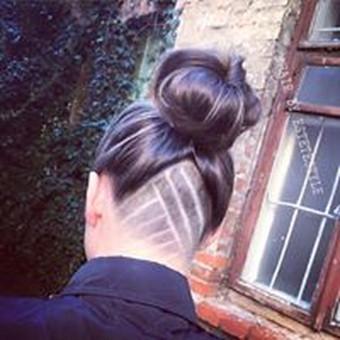 Kirpėjas, meistras, plaukų stilistas / Estetestyle Hairmakeup / Darbų pavyzdys ID 202839