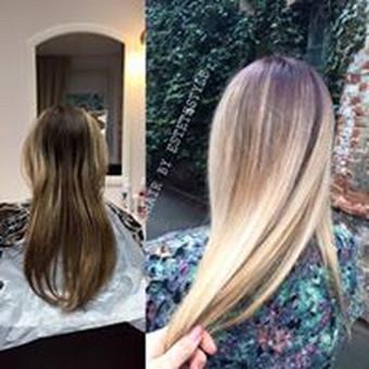 Kirpėjas, meistras, plaukų stilistas / Estetestyle Hairmakeup / Darbų pavyzdys ID 202843